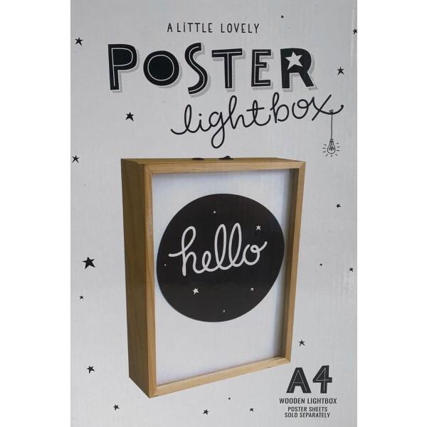 Lightbox Poster